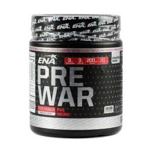 Pre War - Energizante Pre entrenamiento